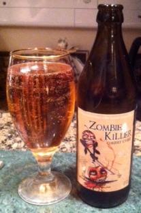 Image result for zombie killer hard cider